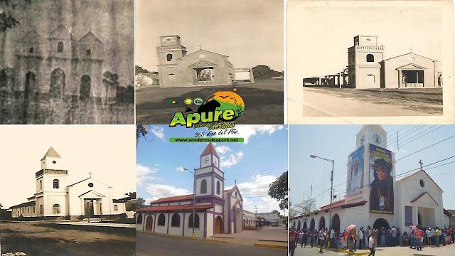 APURE: Iglesia Santa Bárbara y su transición al Santuario Nacional del Nazareno de Achaguas. (HISTORIA).