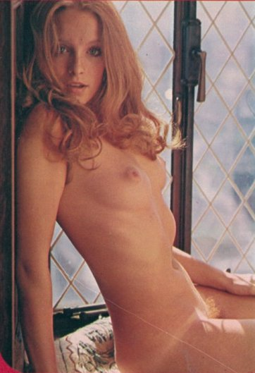 Claudia Jennings Miss November Vintage Playboy Redbu 1