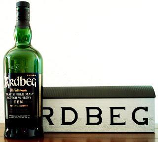 Szkocka whisky Ardbeg! Whisky dla zaawansowanych!