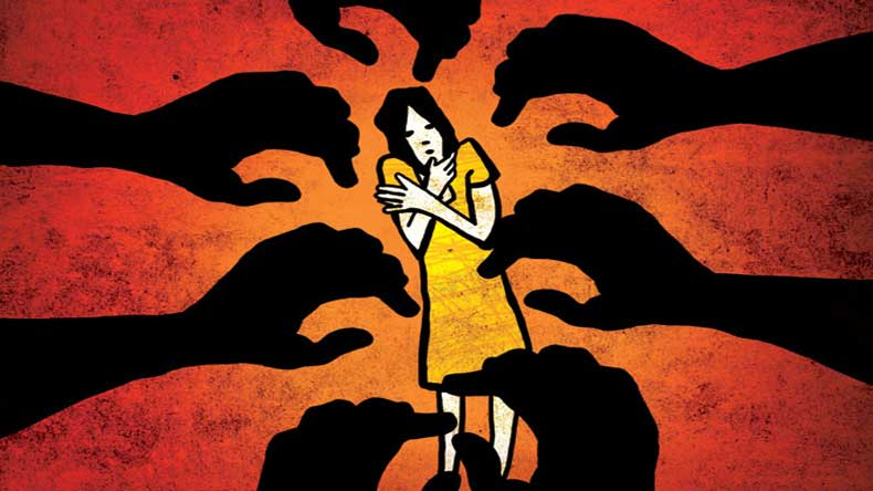 Image result for नाबालिग हुईबलात्कारका शिकार