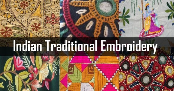 Traditional Embroideries Of India An Overview Textile Learner
