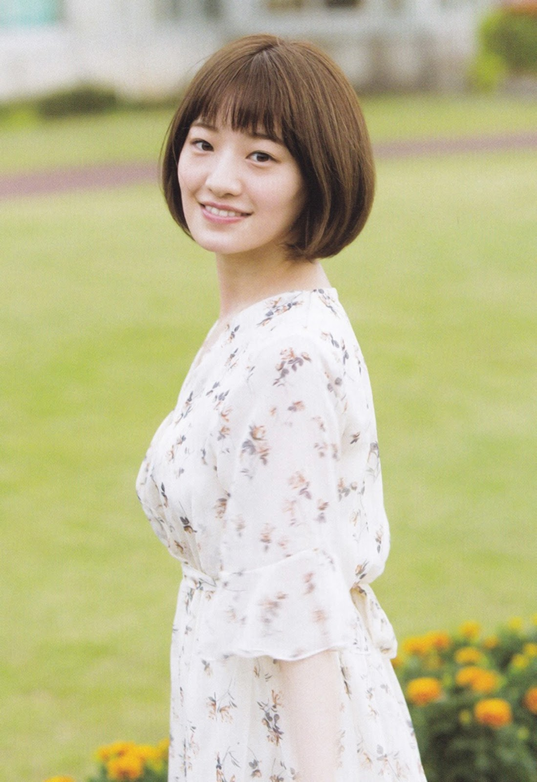 Nakada Kana 中田花奈, Saito Yuri 斉藤優里, B.L.T 2017年11月号