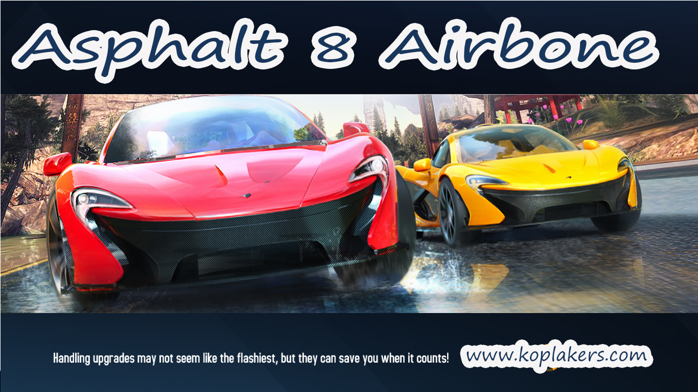 Cara Install Game Asphalt 8 di PC atau Laptop