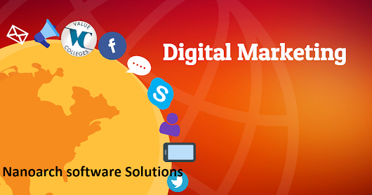 Nanoarch Software solutions for the best digital marketing