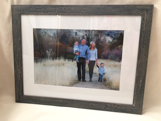 Keepsake Framed Photos