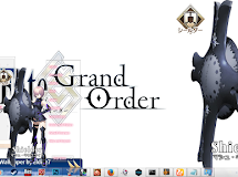 [Theme Win 7] Fate/Grand Order - Mash Kyrielight by Eldiaz7