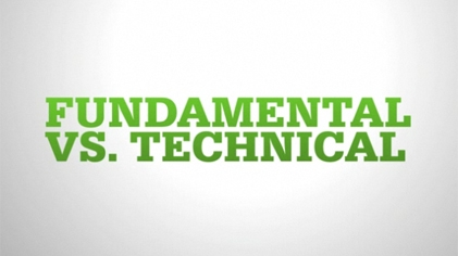 fundamental analysis vs technical analysis in stock