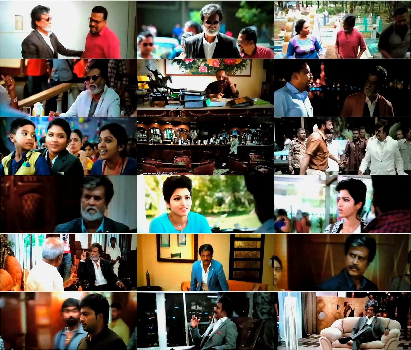 Kabali Movie Screenshot