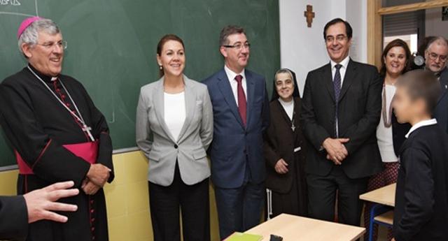 En España el 80% de los colegios privados reciben fondos públicos