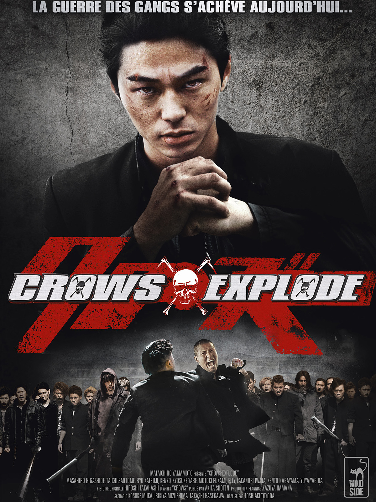 Nonton Crows Zero 1 (2007) Sub Indo Gratis Download... - Gomunime