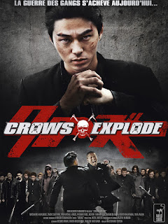 Download Film Crows Explode (2014) BluRay 720p Subtitle Indonesia
