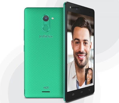 specs of infinix hot 4