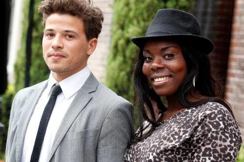 Dutch women black men