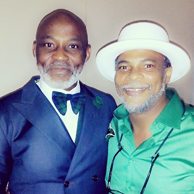 fred amata rmd grey hair