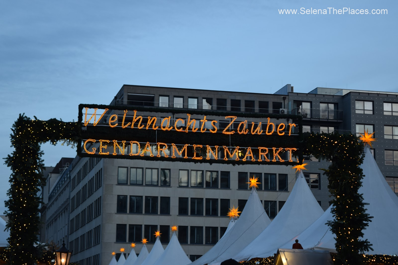 Berlin Germany Christmas Markets