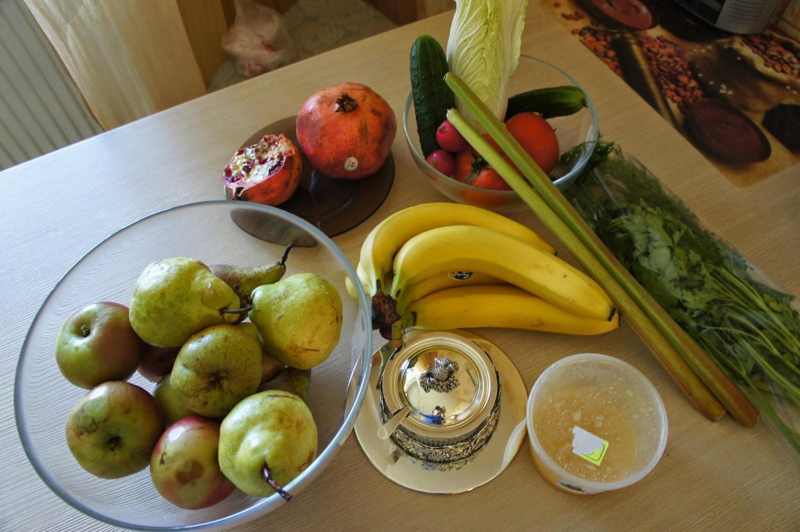 Отзывы о фруктовых диетах