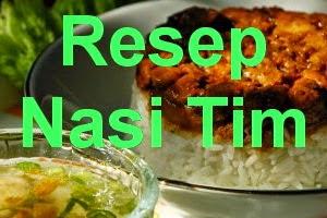 Resep Nasi Tim Enak Plus Jamur