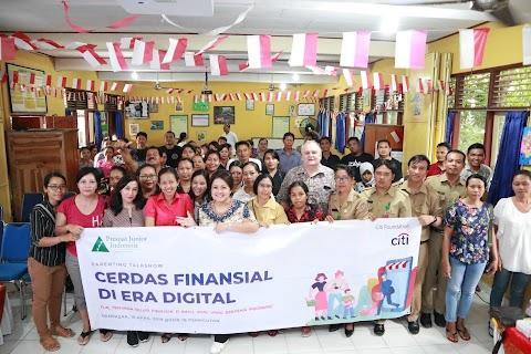 Prestasi Junior Indonesia Dorong Orangtua dan Anak Cerdas Finansial di Era Digital