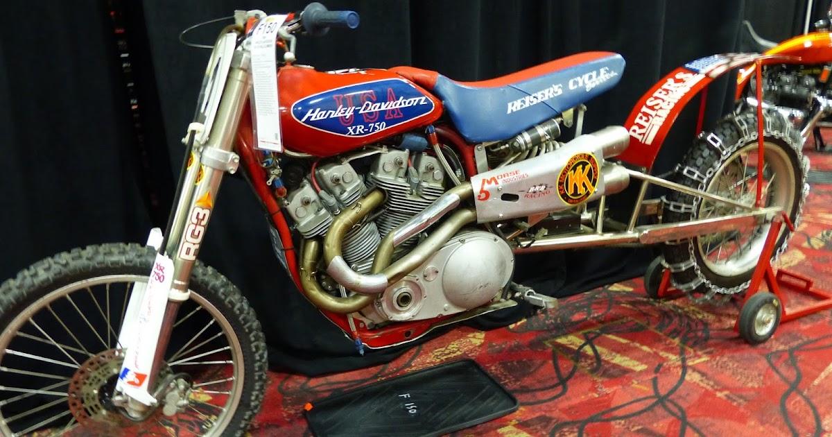 Honda Birmingham Al >> OldMotoDude: 1990 Harley-Davidson XR750 Hill Climber for sale at the 2016 Mecum Las Vegas ...