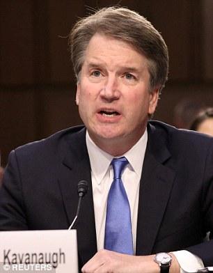 Hillary urges the FBI to investigat Kavanaugh sexual assault claim