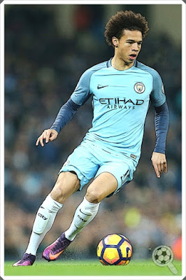 Sané Manchester City Citizens