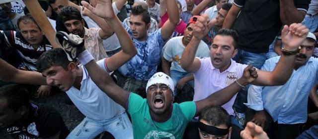 ΑΥΤΟ ΦΩΝΑΖΟΥΜΕ ΧΡΟΝΙΑ…!!! Τρόμος στη Μόρια – Φόβοι για μέλη του..... στον καταυλισμό λέει η Deutsche Welle