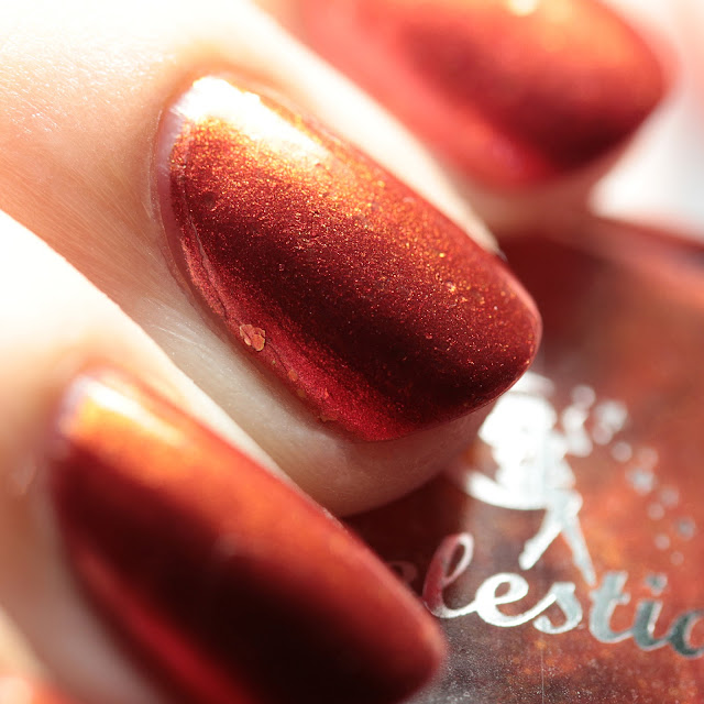 Celestial Cosmetics LE October 2016 Marigold