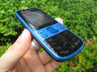 Hape Jadul Nokia 2690 Phonebook 2000 Slot MicroSD Camera Bluetooth Seken