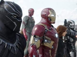 Review dan Sinopsis Captain America: Civil War (2016)
