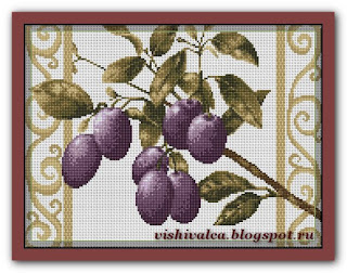 """Luca-S B278 """"Crenguţa cu prune"""""""