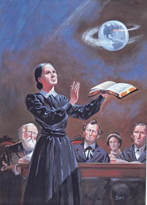 Jovem Cristã: Ellen G. White