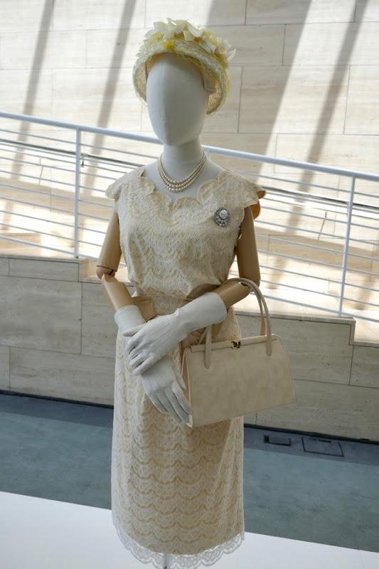 Crown season 2 Queen Elizabeth Ghana visit dress