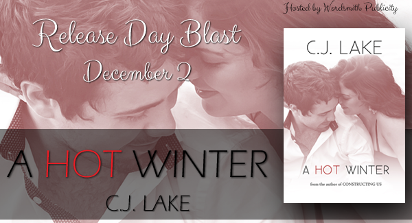 Release Day Blast: A Hot Winter by C.J. Lake
