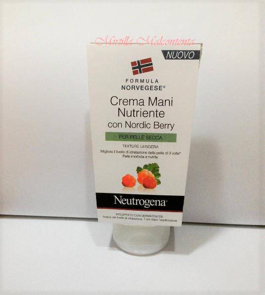 Crema Mani Neutrogena formula norvegese