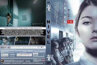 CARATULA level 16 - nivel 16 2018 [ COVER - DVD]