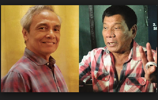 MUST READ: Jim Paredes Hated Pres. Duterte Since College and Here's Why