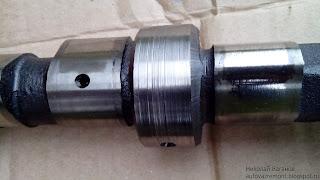 Замена распредвала и рычагов клапанов ВАЗ-2107