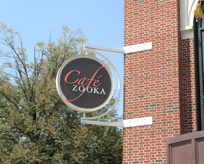 Cafe Zooka in Hershey Pennsylvania