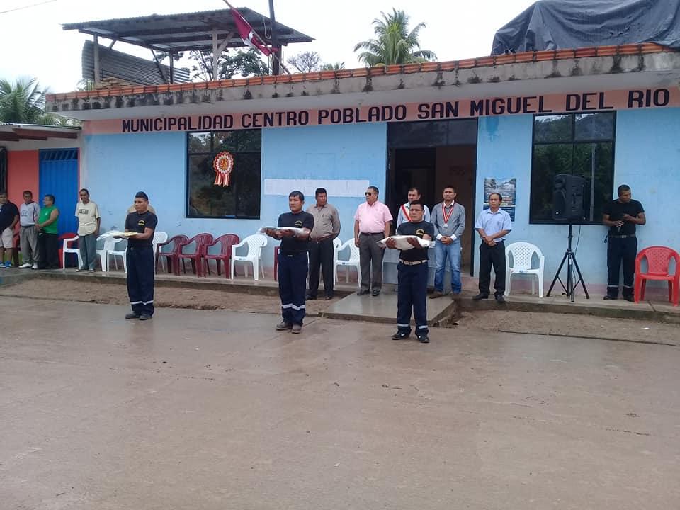 Municipalidad del Centro Poblado San Miguel del Río Mayo (Tabalosos - Lamas)