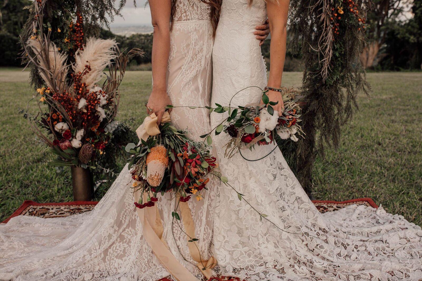 WILDE VISUAL PHOTOGRAPHY GOLD COAST OUTDOOR BLANK CANVAS WEDDING