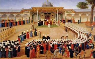 Osmanli Saray Mutfagi ve Baklava Alayi