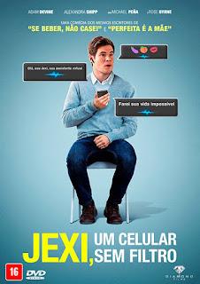 Jexi, Um Celular Sem Filtro - BDRip Dual Áudio