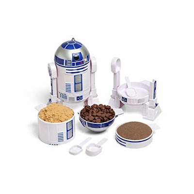 Starwars R2-D2 Measuring Cup Set