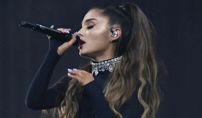 """Lirik Lagu Ariana Grande - No Tears Left to Cry"""