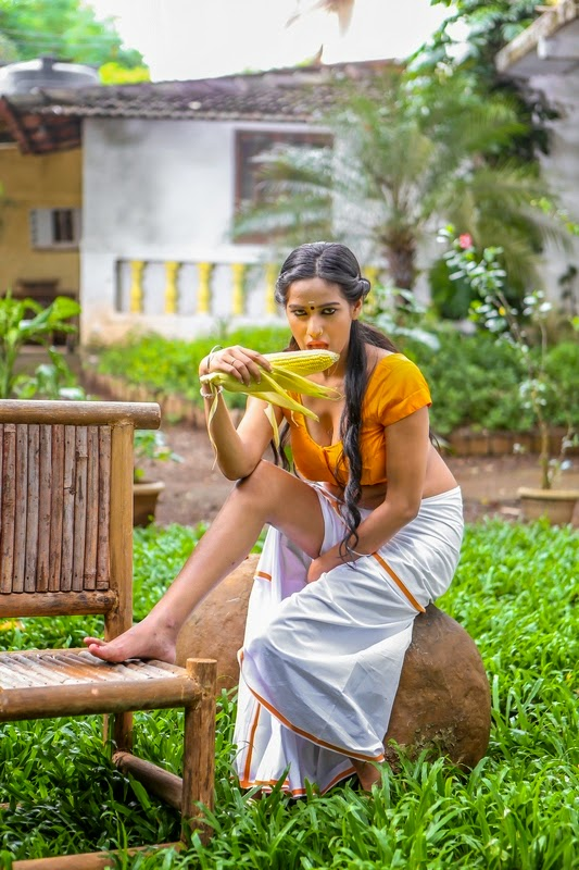 Poonam Pandey In Malini and Co Movie Gallery