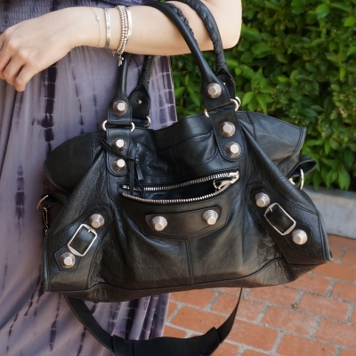 Balenciaga part time in black 2010 with SGH | awayfromtheblue