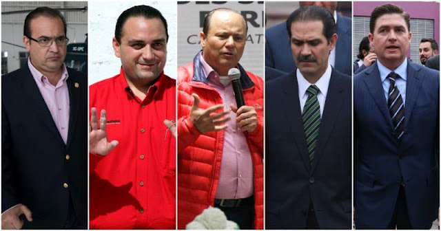 La impunidad en México tiene nombre: gobernadores corruptos, dice Informe de EU