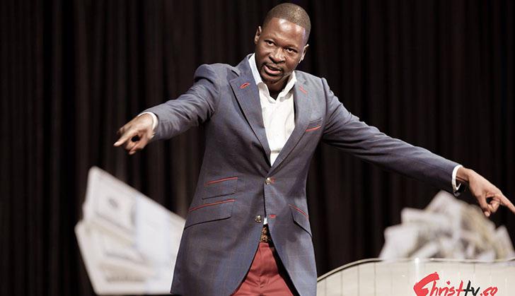 Emmanuel Makandiwa Prophesied Discovery Of Oil In 2015