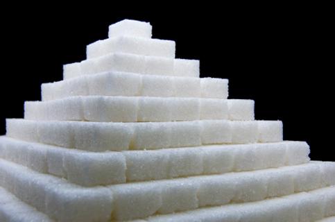suger pyramid