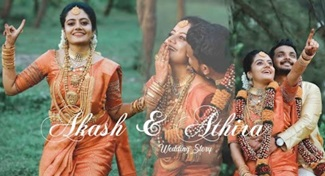 ATHIRA & AKASH | HINDU WEDDING HIGHIGHTS 2020 | lollipop wedding company